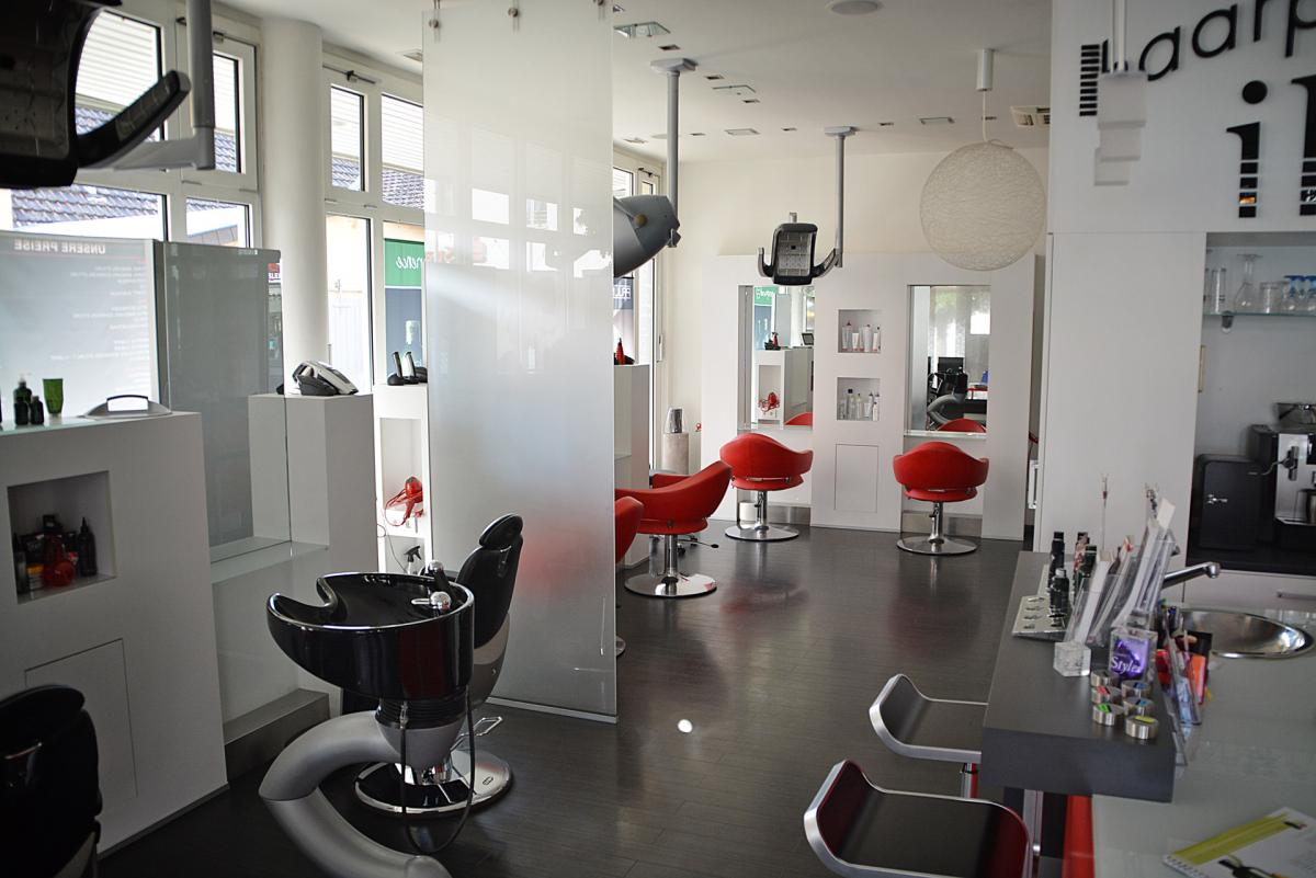 Friseursalon Illingen interieur